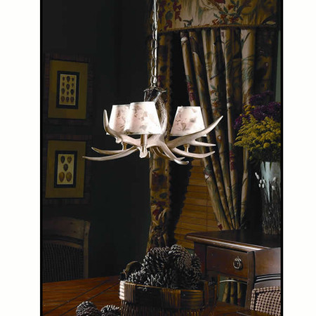 HP66603 The Ozark Antler Lighting