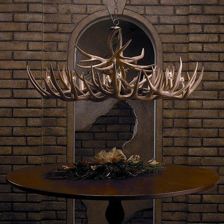 HP66606 The Appalachian Antler Lighting