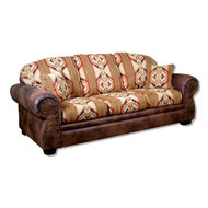 IF1164 Wind River Western Patterned Sofa