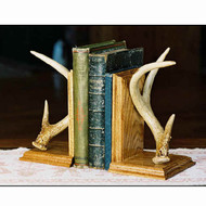 MA1016 Real Antler Book Ends