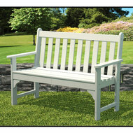 PWGNB48 Muskoka POLYWOOD Vineyard Bench