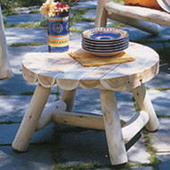 RN9 27 Inch Round Coffee Table