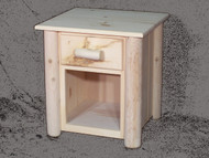 HLCF7101 Frontier 1 Drawer Nightstand