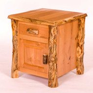 3228 Enclosed Aspen Nightstand
