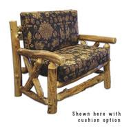 2205 Oversized Rustic Living Room Chair