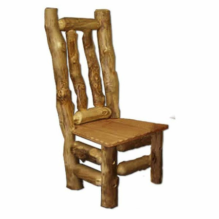 2239 Outdoor Rustic Dining Chair