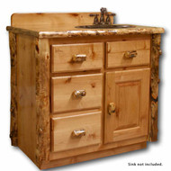 2247 Rustic Bathroom Vanity