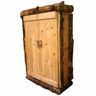 4230 Log Gun Cabinet