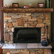 6207 Aspen Log Mantle
