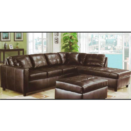 A15200 Leather Sectional Sofa