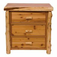 FL12010 Traditional 3 Drawer Dresser