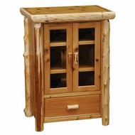 FL14270 Cedar Media Cabinet