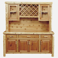 FL16191 Cedar Buffet and Hutch