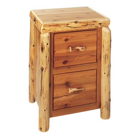 FL17040 File Cabinet - 2 Drawer