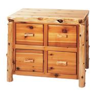 FL17060 File Cabinet - 4 Drawer