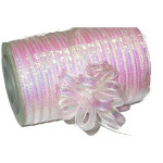 Pull A Bow 5/16 Pink Opalescent 100 Yards