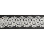 """Flat Lace 1"""" Ivory Various Put Ups Start from $3.00"""