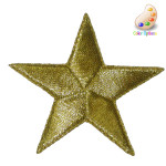 "Iron On Patch Applique - Star 2 3/8"" *Colors*"