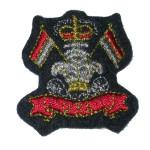 Iron On Applique - USA Military Style Crest