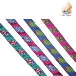 """Jacquard Ribbon 1/2"""" *Colors* 10 Yards"""