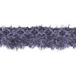 """Fringe 1 1/2"""" Purple Fancy 10 Yard Bolt"""