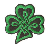 Iron On Patch Applique - Shamrock