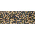 "Grosgrain Ribbon 1 1/2"" Animal Print 5 Yards"