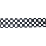 "Grosgrain Ribbon 1 1/2"" Checker Board 5 Yards"