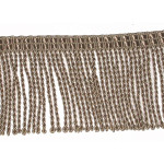 "Bullion Fringe 2 1/2"" Mink Priced Per Yard"
