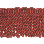 "Bullion Fringe 3"" Rust 3 1/4 Yards"