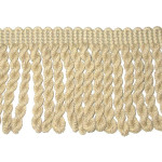 "Bullion Fringe 3"" Beige 3 3/4 Yards"
