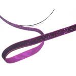 "Sparkle Ribbon 5/8"" Purple 25 Yards"