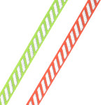 "Grosgrain Ribbon 3/8"" Reflective - *Colors* - 3 yards"