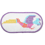 Iron On Patch Applique - Colorful Bird