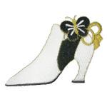 Iron On Patch Applique - Shoe