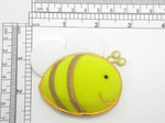 Bumble Bee Iron On Patch Applique - Puffy 3D