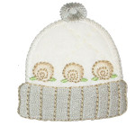 Iron On Patch Applique - Quilted Hat