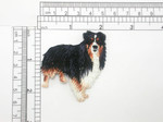 Australian Sheep Dog Iron On Patch Applique