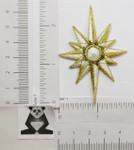 Iron On Patch Applique - Celestial Nativity Star