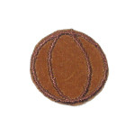 Iron On Patch Applique - Basketball