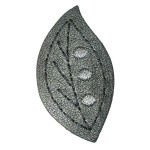 Iron On Patch Applique - Leaf Vinyl b
