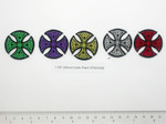 Celtic Symbol Patch Embroidered Iron On Patch Applique