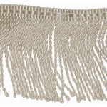 "Bullion Fringe 3""  Oatmeal 24 Yard Bolt"