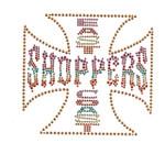 Rhinestud Applique - East Coast Shoppers