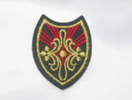 Iron On Patch Applique - Crest Decorative