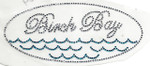 Rhinestud Applique - Birch Bay
