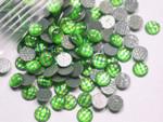 Hot Fix Stud - Cabochon Epoxy Circle 5mm *Colors* 144 piece pack apx