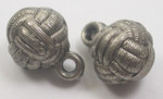 "Button 9/16"" Metal Shank Ball -  Per Piece"