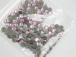 Copy of Swarovski Crystal LT ROSE SS16 4mm apx (Hotfix) Flatback Rhinestones 144 pcs