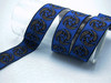 celtic Raven jacquard Ribbon
